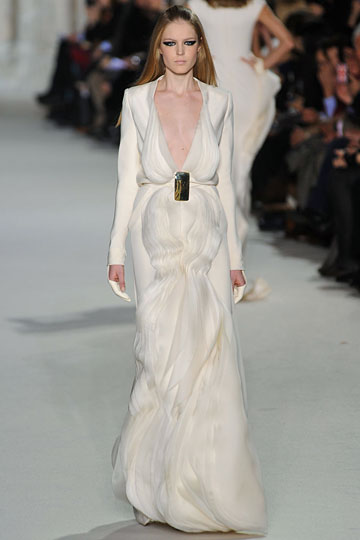 Spring summer 2012 couture st phane rolland lovely jolie for How to become a haute couture designer